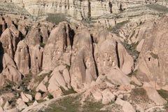 Rose Valley in Cavusin-Dorp, Cappadocia stock fotografie