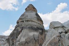Rose Valley rossa, Goreme, Cappadocia, Turchia Fotografie Stock Libere da Diritti