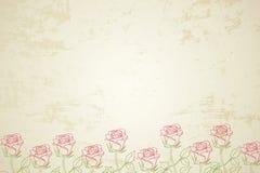 Rose Vintage Foto de Stock Royalty Free