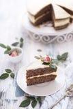 Rose vintage cake Royalty Free Stock Photo