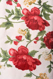 Rose vintage fabric background Royalty Free Stock Images