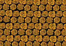 rose wallpaper stock illustrationer