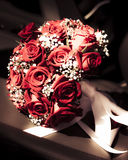 Rose Wedding Bouquet Royalty Free Stock Images