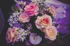 Rose Wedding Flowers Royalty Free Stock Image