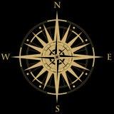 rose wind för kompass också vektor för coreldrawillustration geografi stock illustrationer