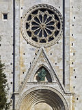 Rose window Stock Images