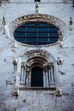 Rose window Royalty Free Stock Image