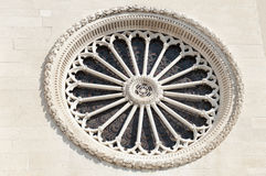 Rose window Stock Photography