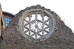 Rose Window Palace royalty-vrije stock afbeelding