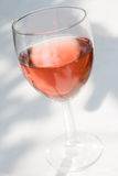 Rose wine Stock Photo