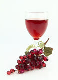 rose wine Fotografering för Bildbyråer