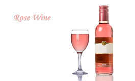 Rose Wine Immagini Stock
