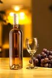 Rose Wine Stock Afbeelding