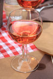 Rose wine Royalty Free Stock Photo