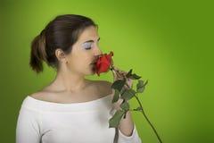 rose zapach Zdjęcie Stock