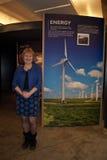 Roseanna Cunningham MSP Lizenzfreies Stockfoto