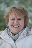 Roseanna Cunningham MSP Photo stock