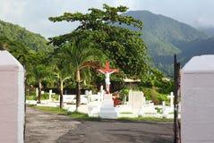 Roseau Dominica, wyspy karaibskie Obrazy Royalty Free