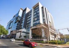 Rosebank大厦在南非 库存照片