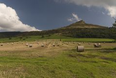 Roseberry Topping Stock Image