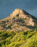 Roseberry Topping - Hill in England - North Yorkshire - UK Royalty Free Stock Photography