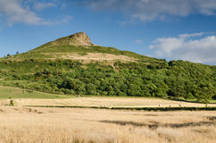 Roseberry Topping. Is an iconic landmark on the border of North Yorkshire an Teesside Stock Photos