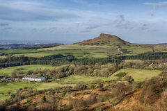 Roseberry Topping Royalty Free Stock Photography