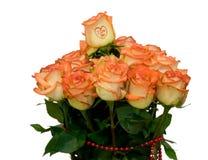 Roseblumenstrauß   Lizenzfreies Stockbild