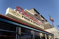 Rosebud gość restauracji Fotografia Stock
