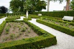 Rosecliff Garden - Newport - Rhode Island. Rosecliff Garden in Newport - Rhode Island stock images