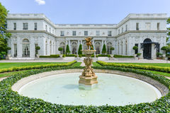 Rosecliff Mansion - Newport, Rhode Island Royalty Free Stock Photography