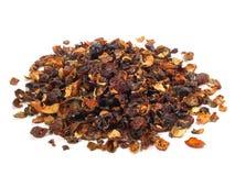 Rosehip secado - nutrição saudável imagens de stock