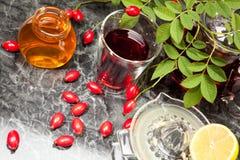 Free Rosehip Tea Stock Photography - 45677182