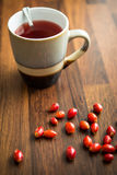 Rosehip tea Royalty Free Stock Image