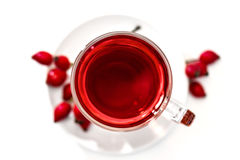 Rosehip tea /  tisane Royalty Free Stock Image