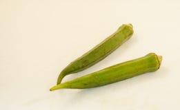 Rosele-Samen auf weißem Hintergrund Stockbilder