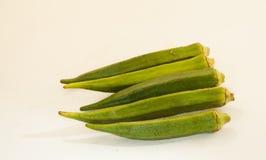 Rosele-Samen auf weißem Hintergrund Lizenzfreies Stockbild