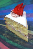 Rosella or Roselle Cake Royalty Free Stock Photography
