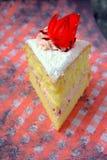 Rosella or Roselle Cake Royalty Free Stock Image