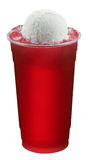 Roselle Ices With Iceacream image libre de droits