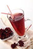Roselle juice Stock Photography