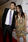 Roselyn Sanchez, Eric Winter Fotografie Stock