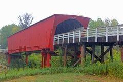 Roseman Bridge, Iowa Stock Photos