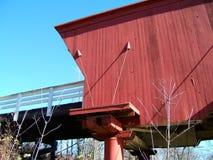 Roseman Covered Bridge, View 3 Royalty Free Stock Photos