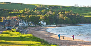 Rosemarkie  Black Isle, Inverness-shire. Stock Photo