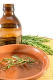 rosemary масла Стоковые Изображения