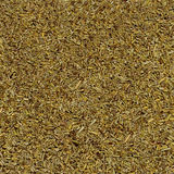 Rosemary dried leaves. Background of dried rosemary spices leaves Royalty Free Stock Photography