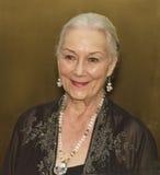 Rosemary Harris en el 64.o Tonys anual en 2010 Imagenes de archivo