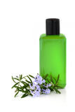Rosemary Herb Bath Essence Stock Photos