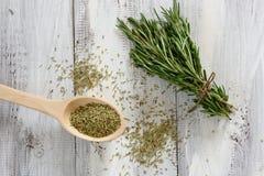 Rosemary Herbs Immagini Stock